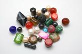 Бусины из натуральных камней