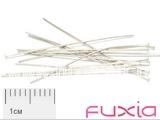 Фурнитура для бижутерии - Пины 48мм. 50шт