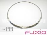 Гривна ожерелье - основа 6мм S.O.P 1шт.
