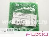 Бисер Чехия PRECIOSA зеленый 50100 10/0 50гр.