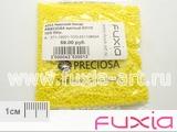 Чешский бисер PRECIOSA желтый 83110 10/0 50гр.