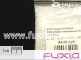 Чешский бисер PRECIOSA жемчужный 48102 10/0 50гр.